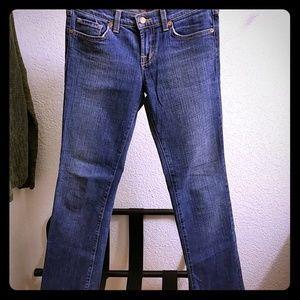 J Brand Jean's size 27